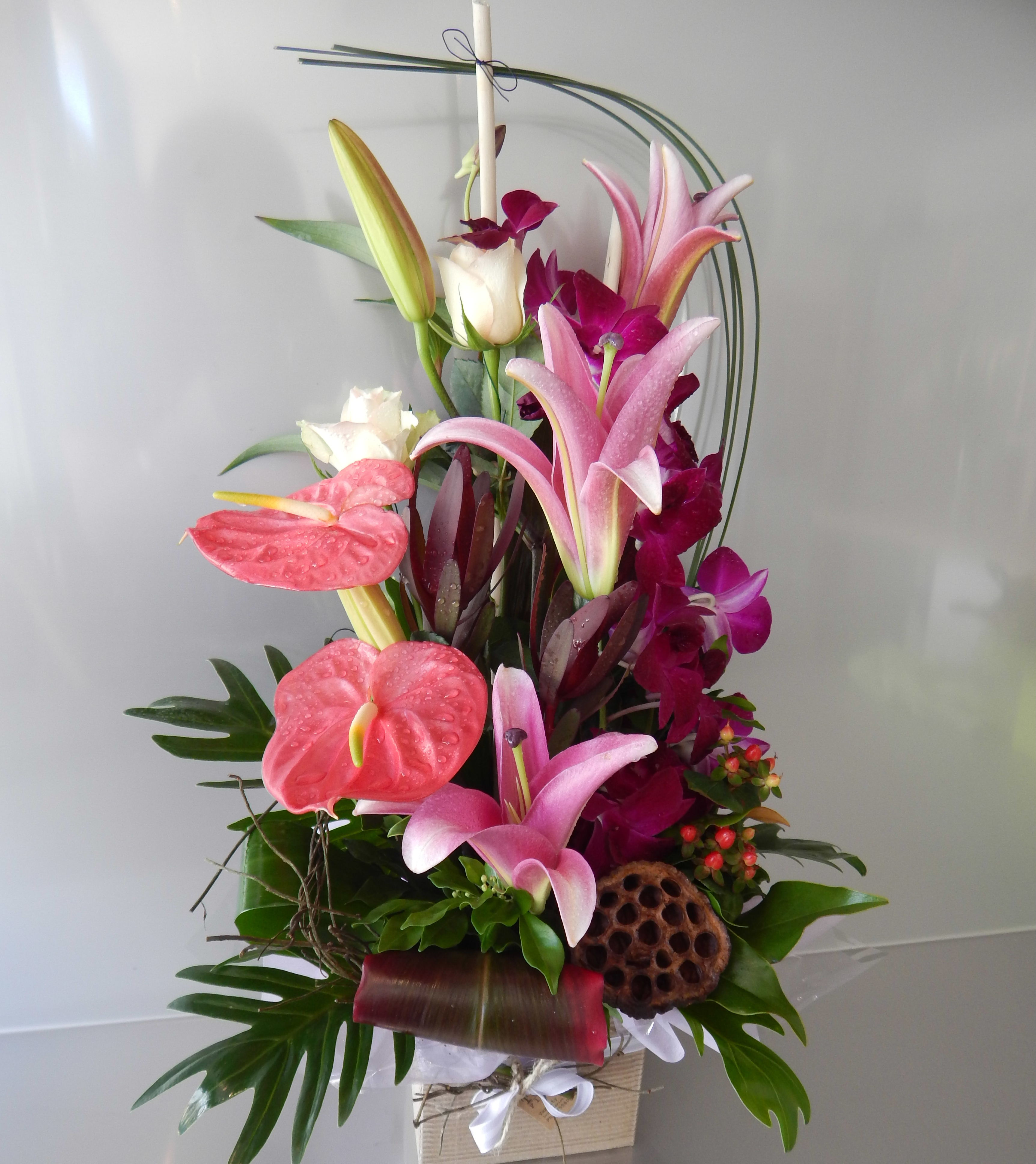 Official bunches robina for the best flowers on the gold coast standing proud izmirmasajfo